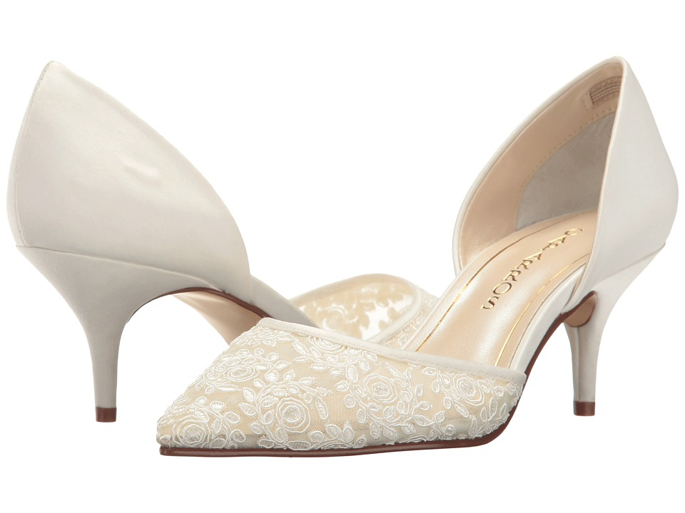 Caparros Indochine (Ivory Lace) High Heels