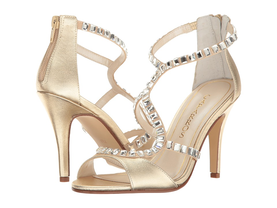 Caparros Idalia (Gold Metallic) High Heels