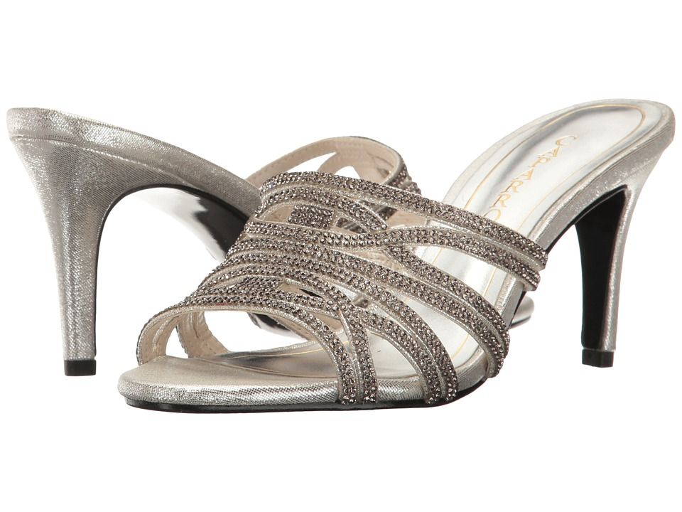 Caparros Impulse (Eggshell Slinky) High Heels