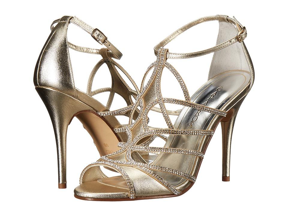 Caparros - Impressive (Platino Metallic) High Heels