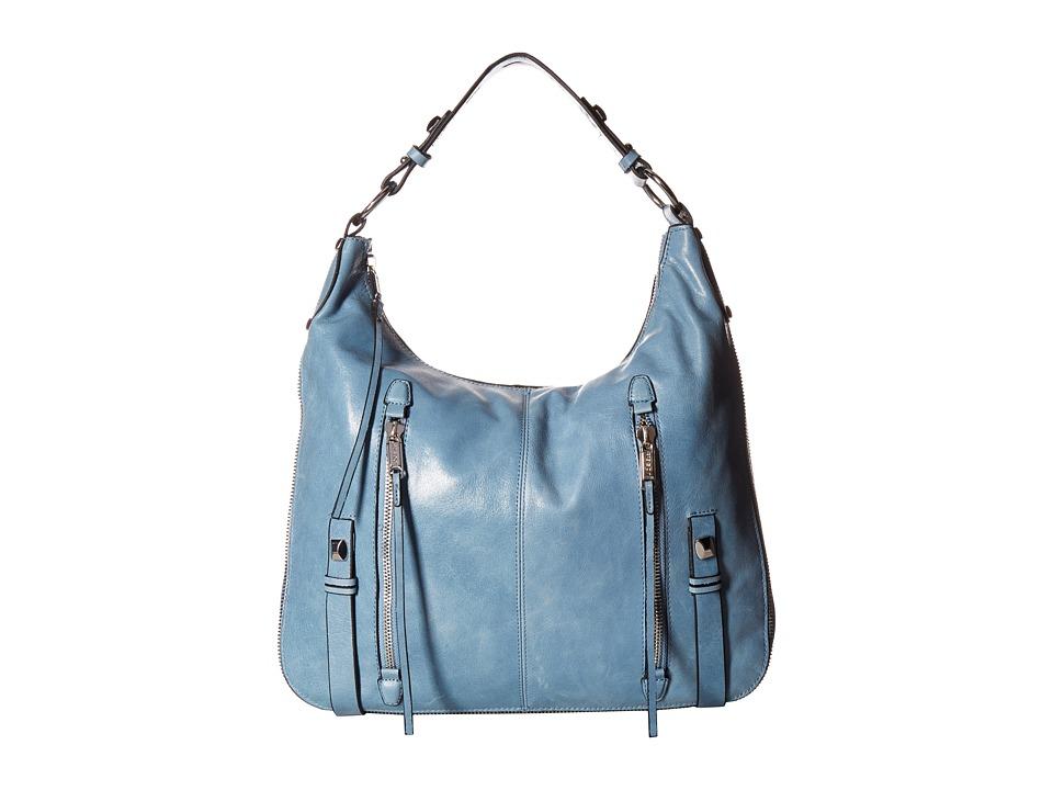 Joe's Jeans - Crosby Hobo (Denim) Hobo Handbags