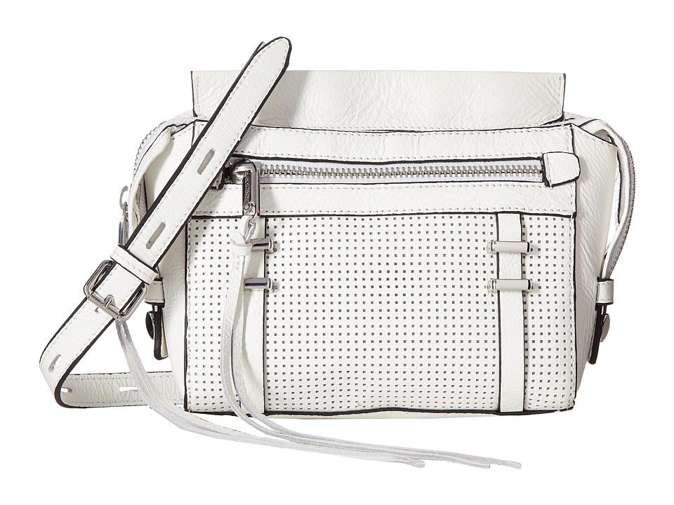 Joe's Jeans - Raven Satchel Crossbody (White) Cross Body Handbags