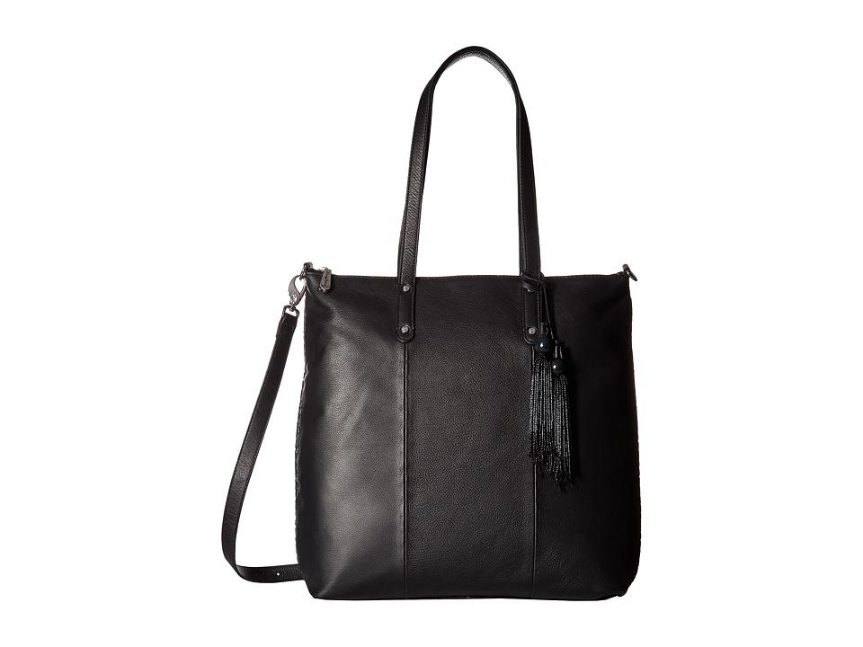 Tommy Bahama - Mykonos Tote (Black) Tote Handbags