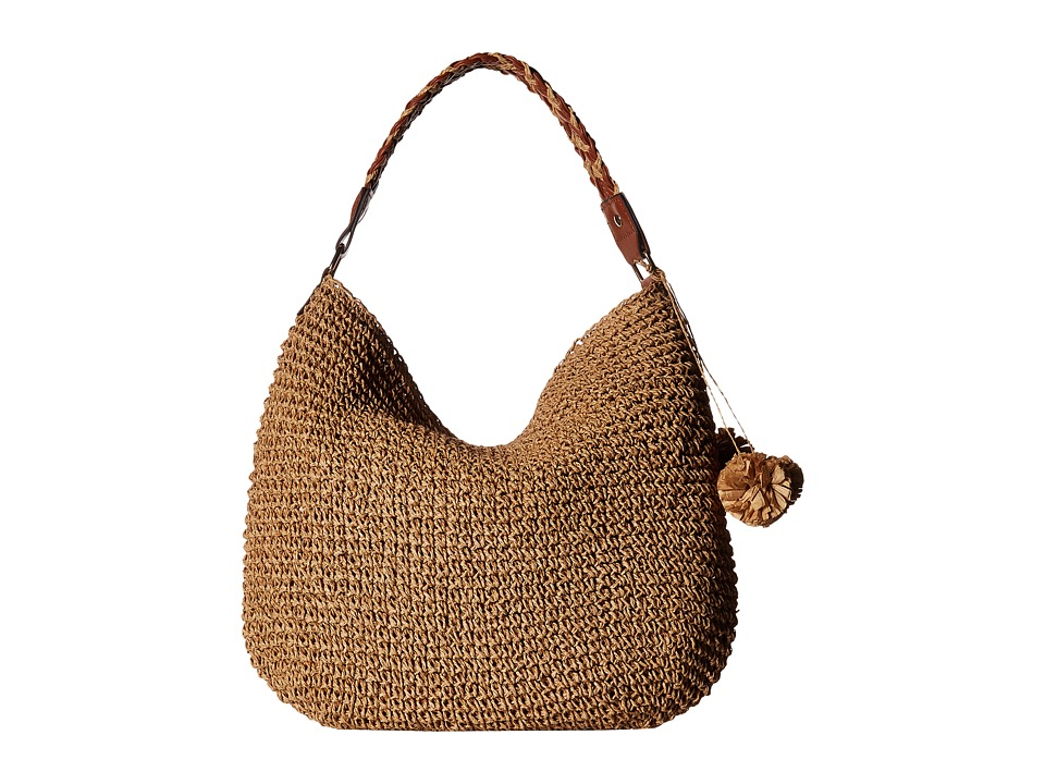 Tommy Bahama - Mama Hobo (Natural) Hobo Handbags