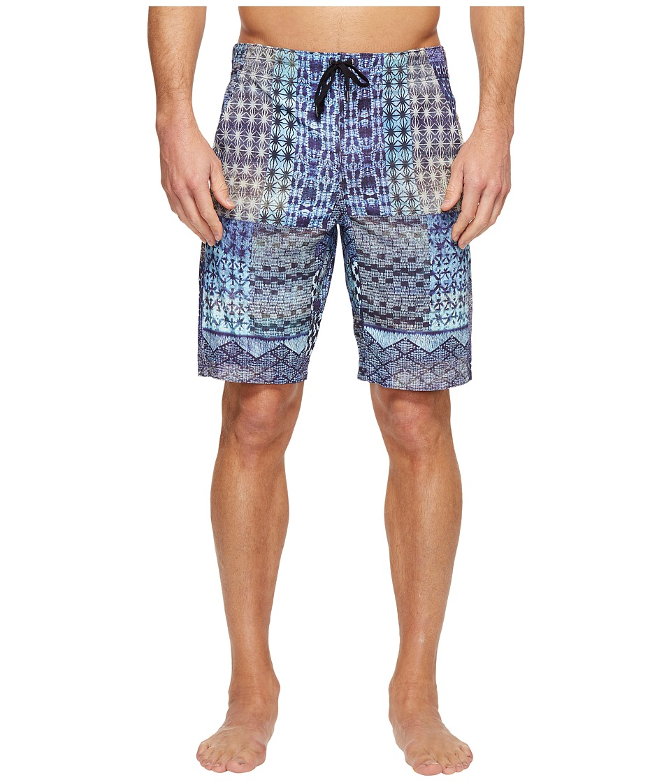 Manduka - The Homme Redux (Havana Patchwork Print) Men's Shorts