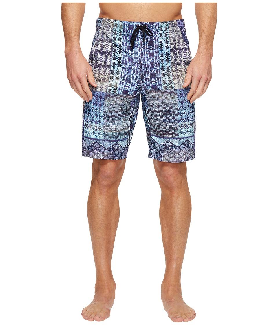 Manduka - The Homme Redux (Havana Patchwork Print) Men's Shorts