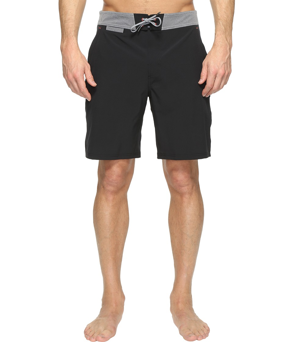Manduka - The Boardie (Black) Men's Shorts