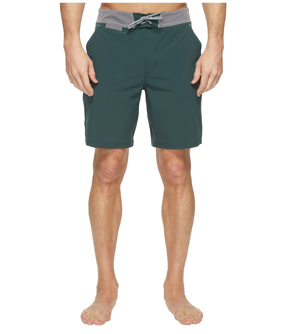 Manduka - The Boardie (Forest Green) Men's Shorts