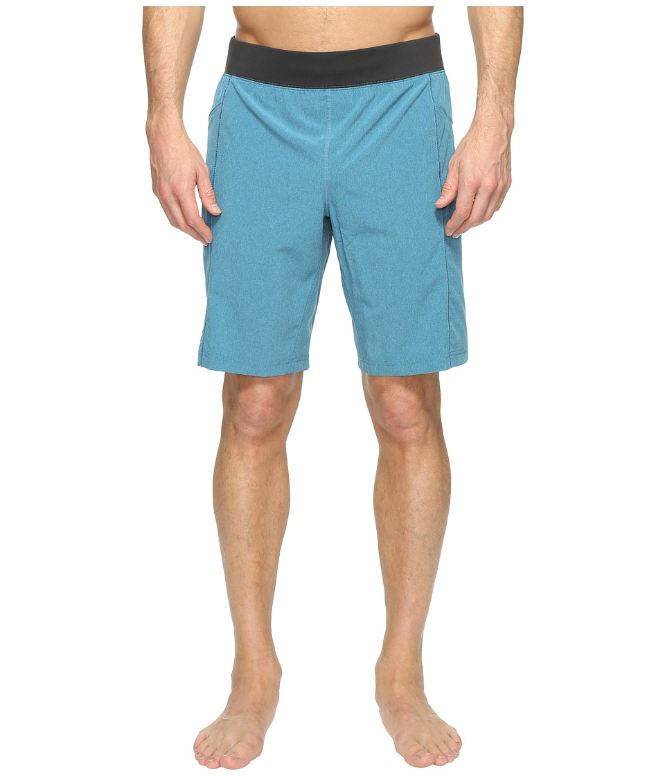 Manduka - The Daily Shorts (Bridgewater Blue) Men's Shorts