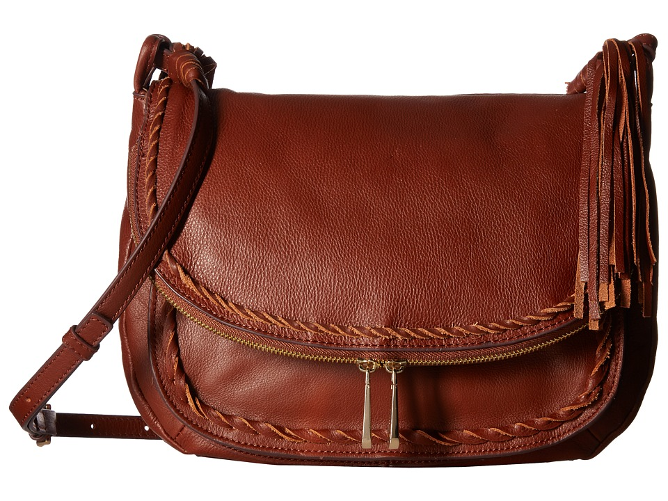 Tommy Bahama - Abaco Messenger (Saddle) Messenger Bags
