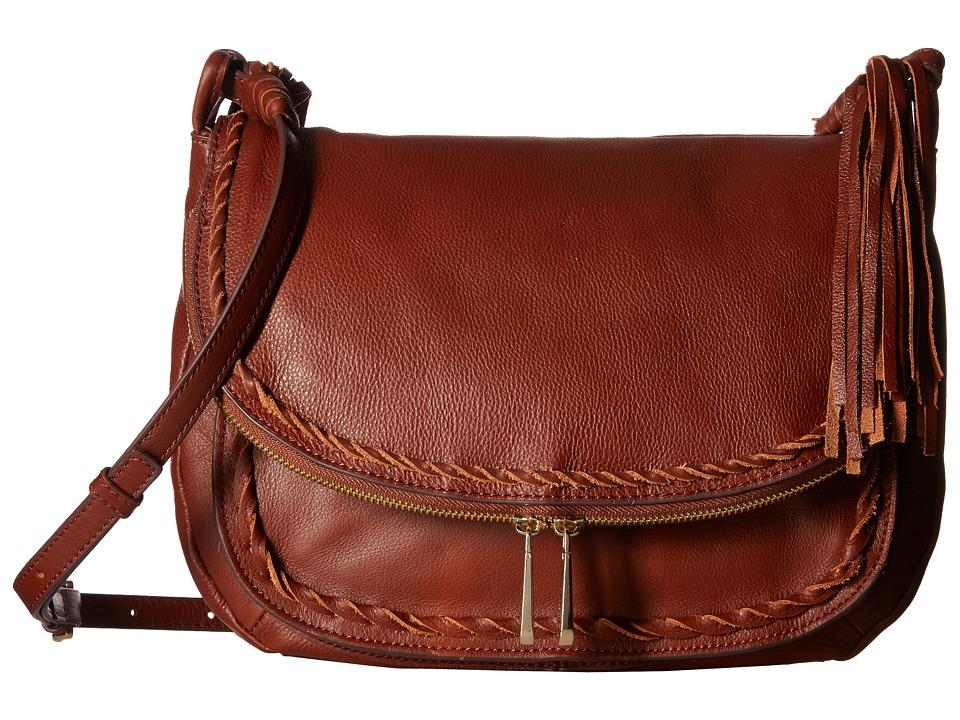 Tommy Bahama - Abaco Messenger (Saddle) Messenger Bags