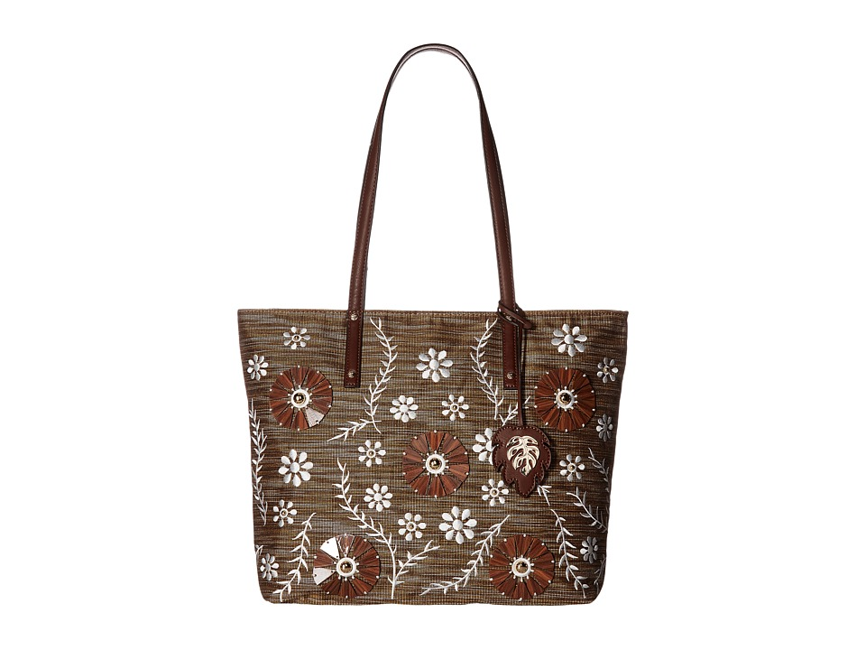Tommy Bahama - Naples Tote (Neutral) Tote Handbags