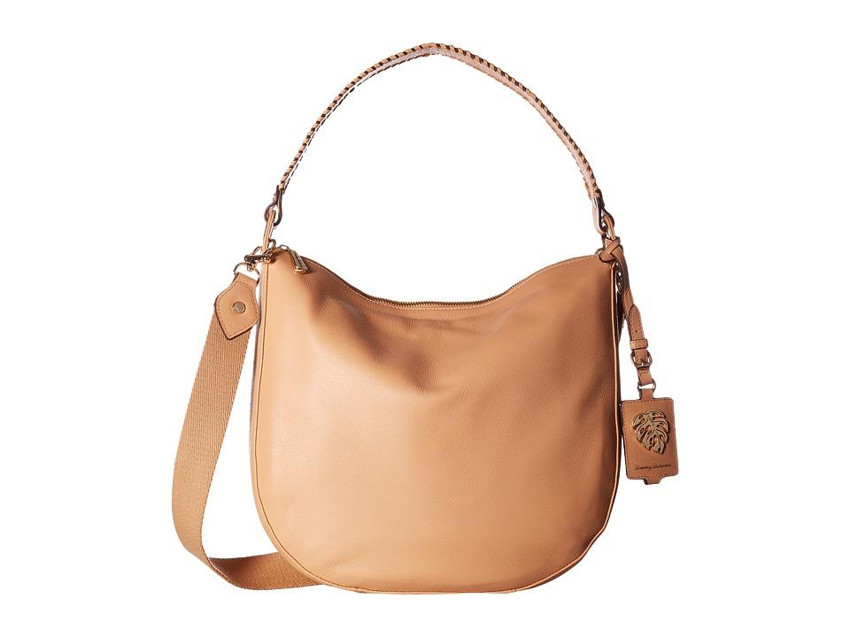 Tommy Bahama - Exumas Hobo (Natural) Hobo Handbags