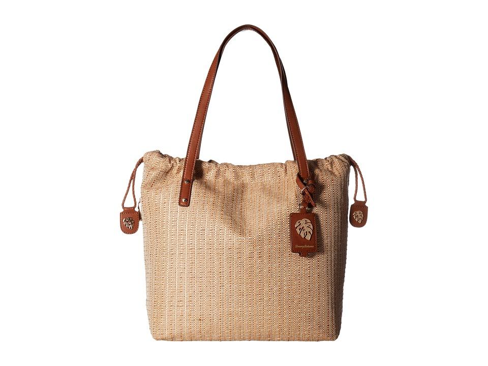 Tommy Bahama - Crete Tote (Neutral) Tote Handbags