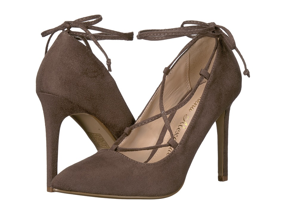 Athena Alexander - Raja (Taupe Suede) Women's Shoes