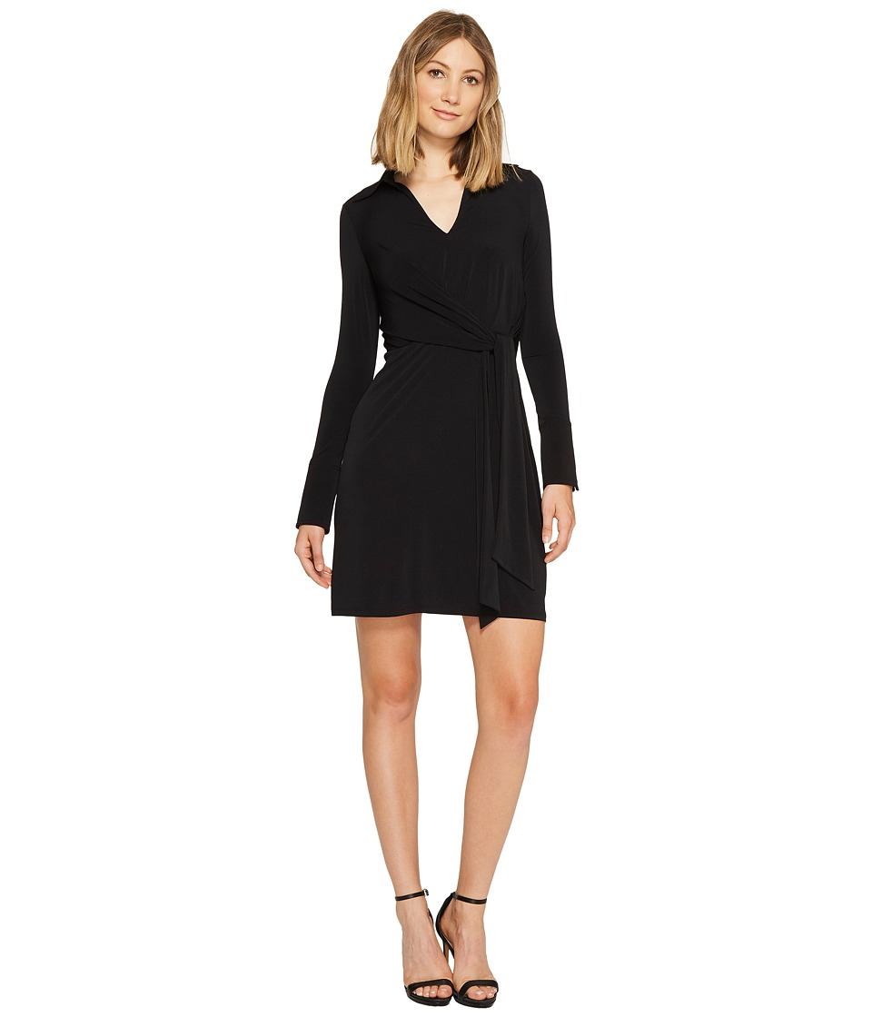 Laundry by Shelli Segal Wrap Front ShirtDress