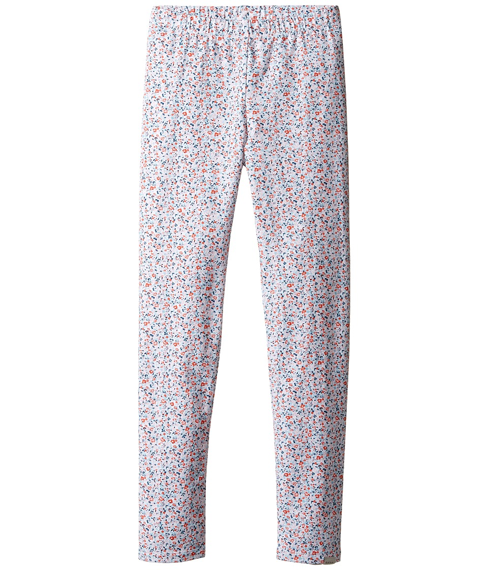 Paul Smith Junior - Liberty Printed Leggings (Big Kids) (Powder Pink) Girl's Casual Pants