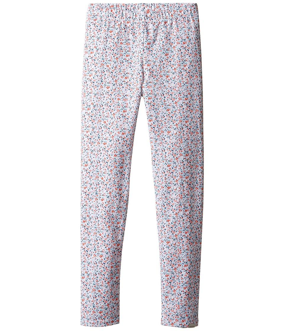Paul Smith Junior - Liberty Printed Leggings (Big Kids) (Powder Pink) Girl's Casual Pants