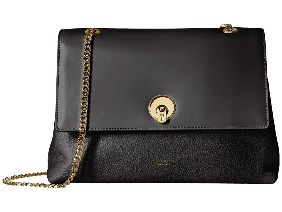 Ted Baker - Millie (Black) Satchel Handbags