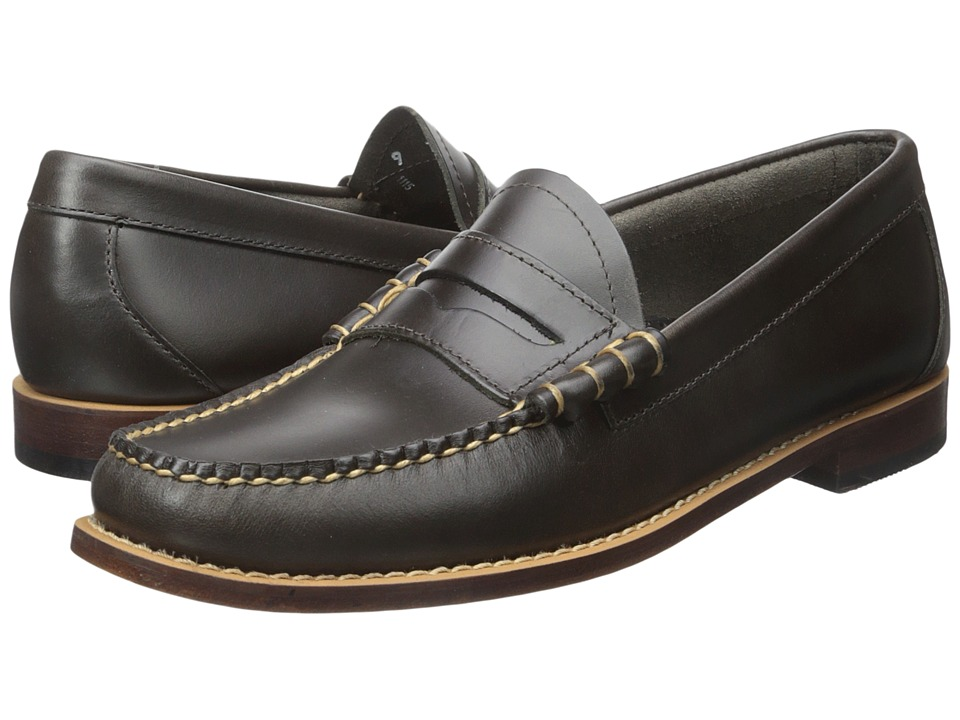 G.H. Bass & Co. Larson Weejuns (Grey Pull-Up) Men