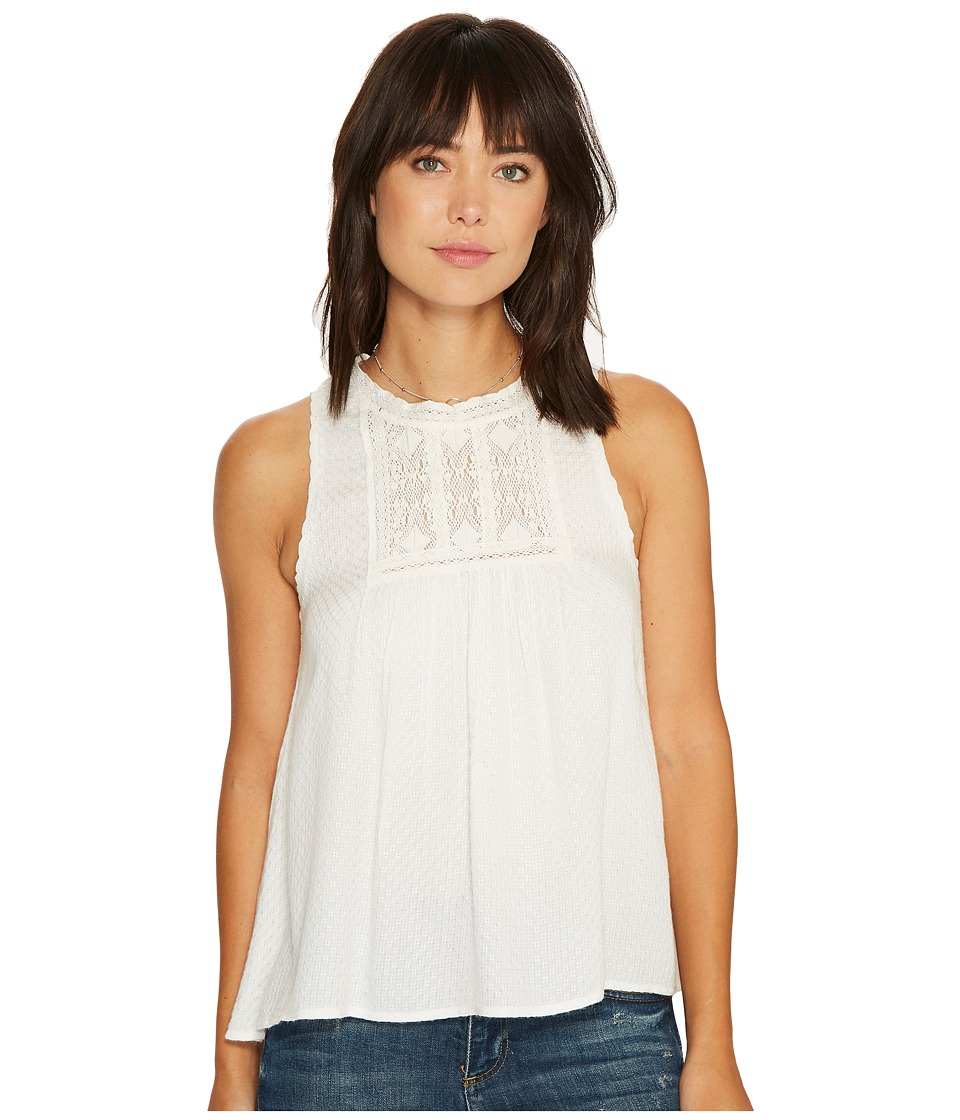 Volcom - Crunchroll Top (Star White) Women's Sleeveless