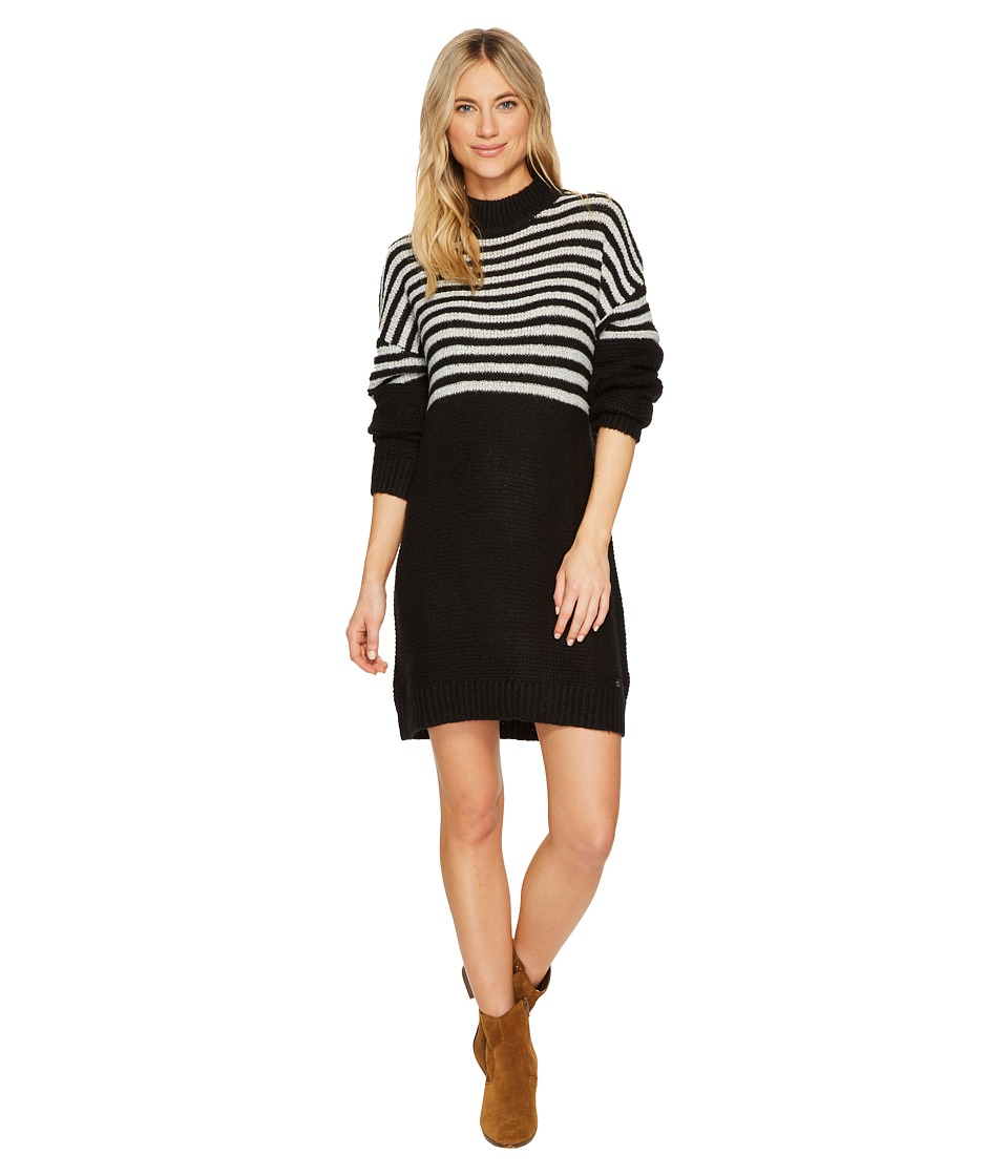 Volcom Cold Daze Dress (Black) Women