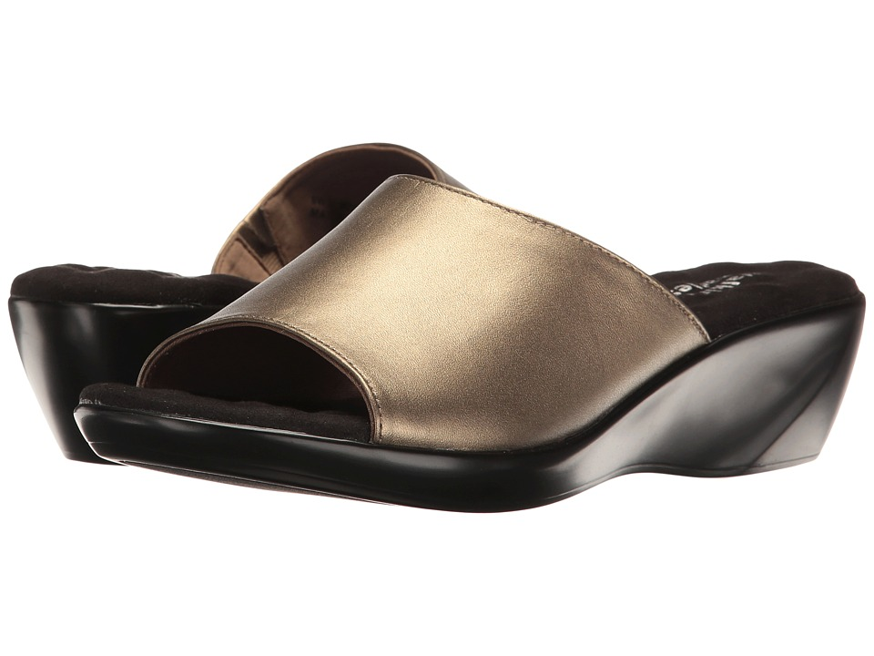 Walking Cradles - Alva (Bronze) Women's Shoes