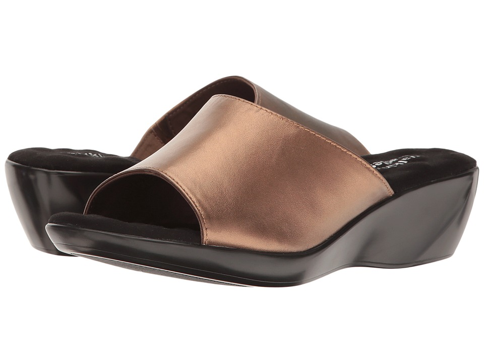 Walking Cradles - Alva (Copper) Women's Shoes