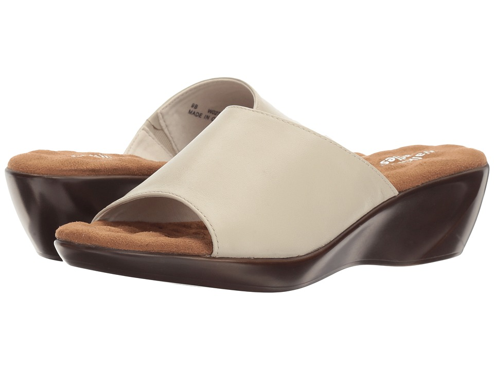 Walking Cradles - Alva (Bone) Women's Shoes