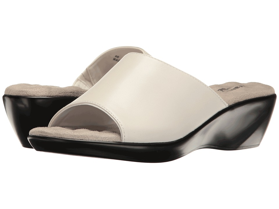 Walking Cradles - Alva (White) Women's Shoes