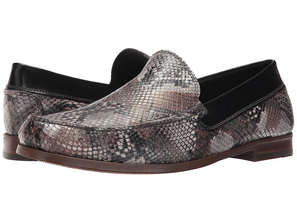 Donald J Pliner - Nate (Gray) Men's Shoes