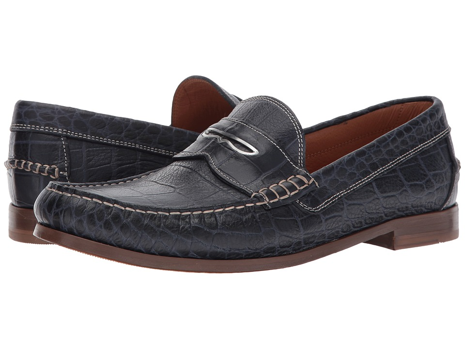Donald J Pliner - Natale (Midnight) Men's Shoes