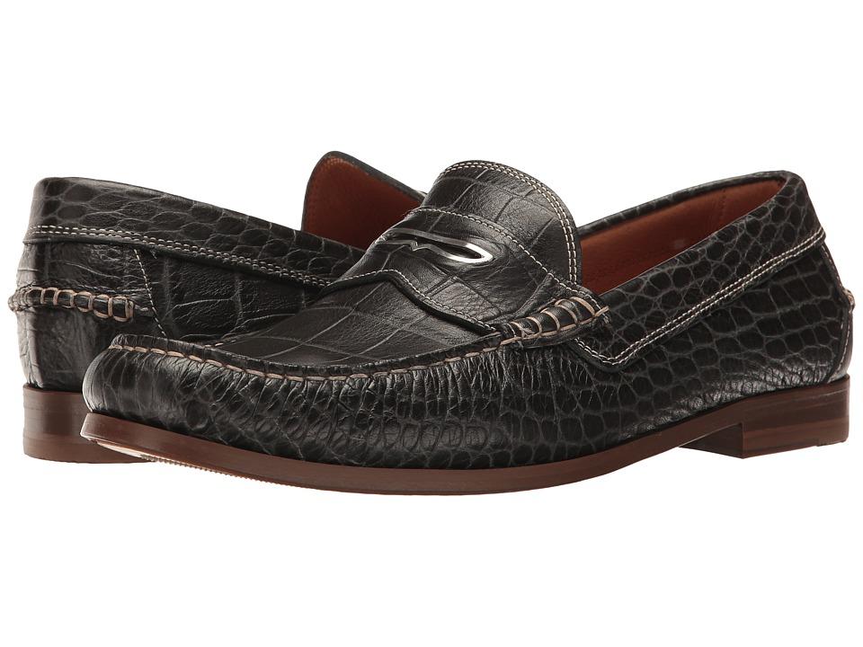 Donald J Pliner - Natale (Slate) Men's Shoes