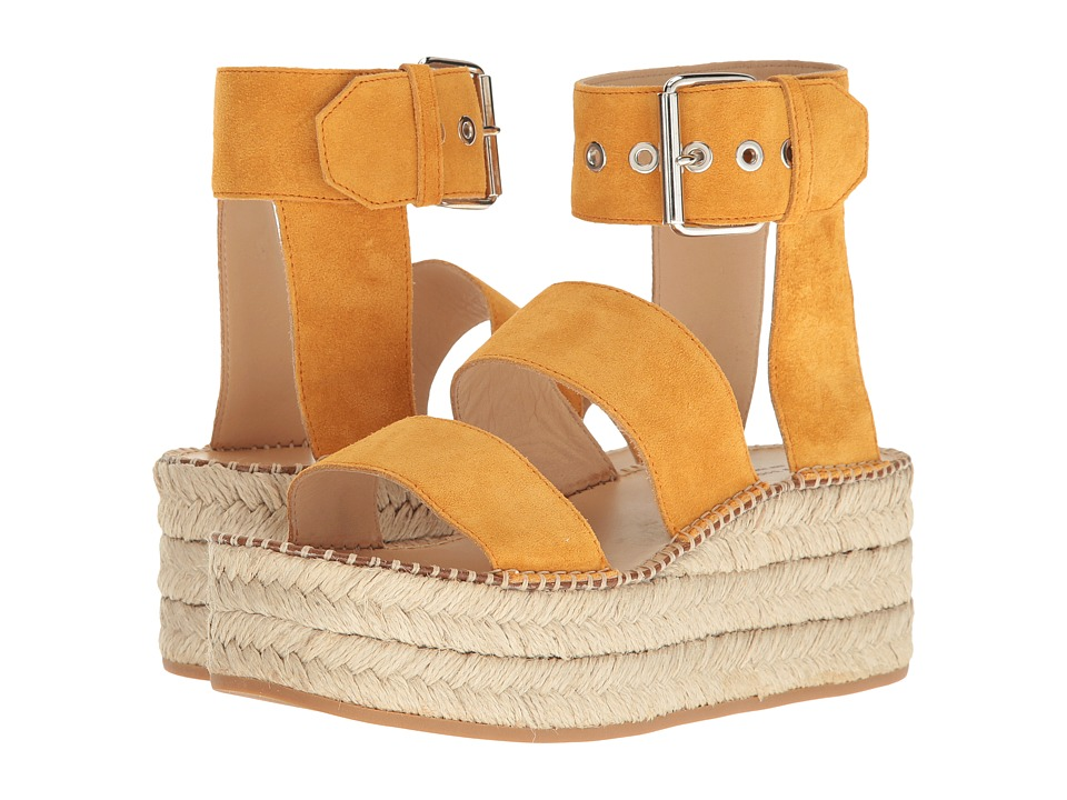 rag & bone - Tara (Marigold Suede) Women's Shoes