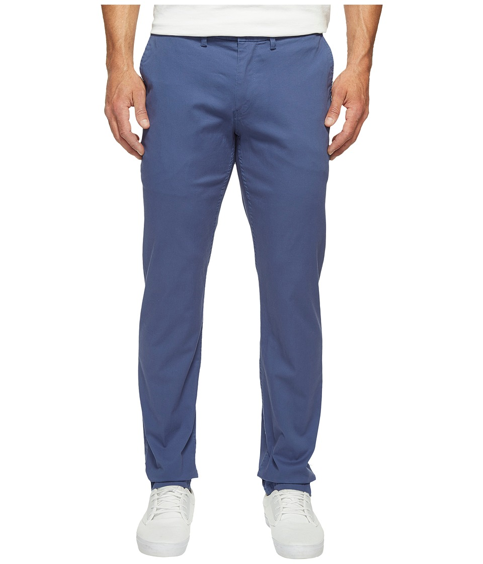 Ben Sherman - Slim Stretch Chino Pants MG10647 (Washed Blue) Men's Casual Pants