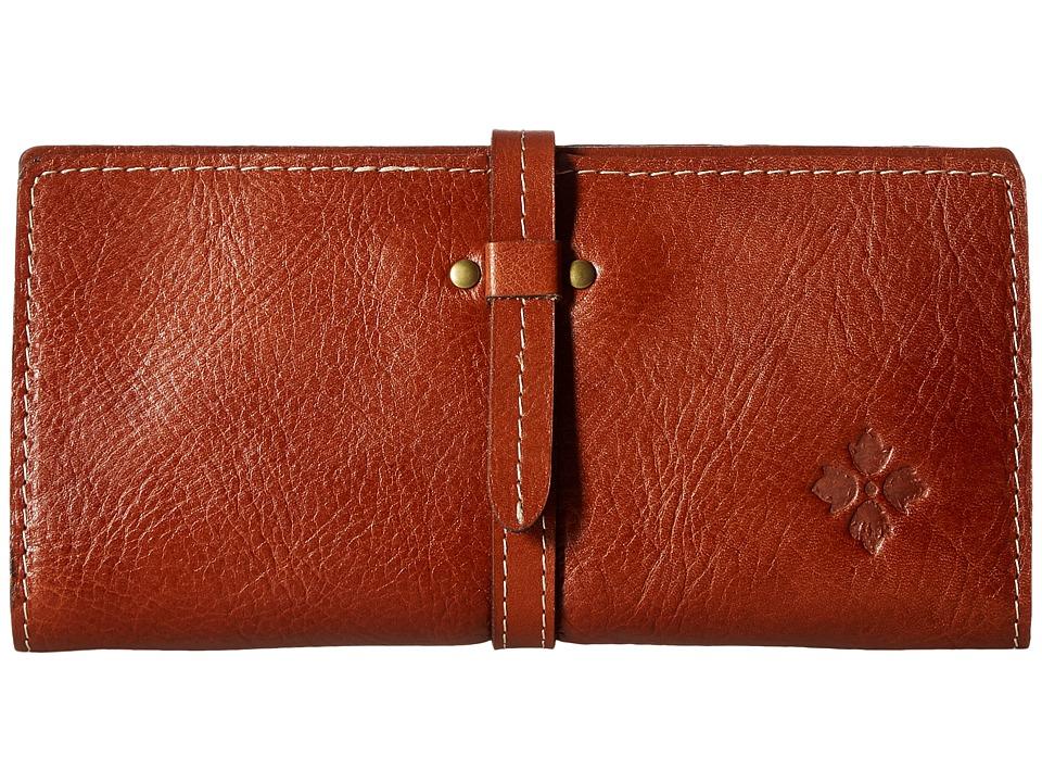 Patricia Nash - Zenale Wallet (Tan) Wallet Handbags