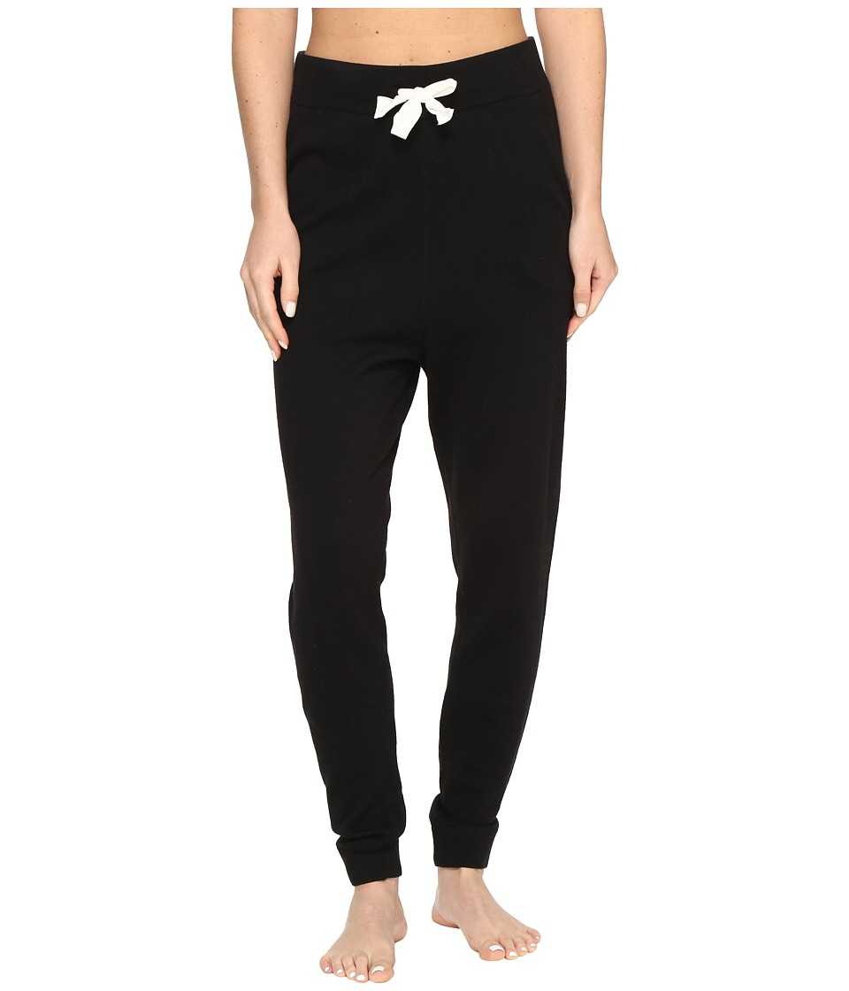 Reebok - Yoga Jogger Pants (Black) Women's Workout