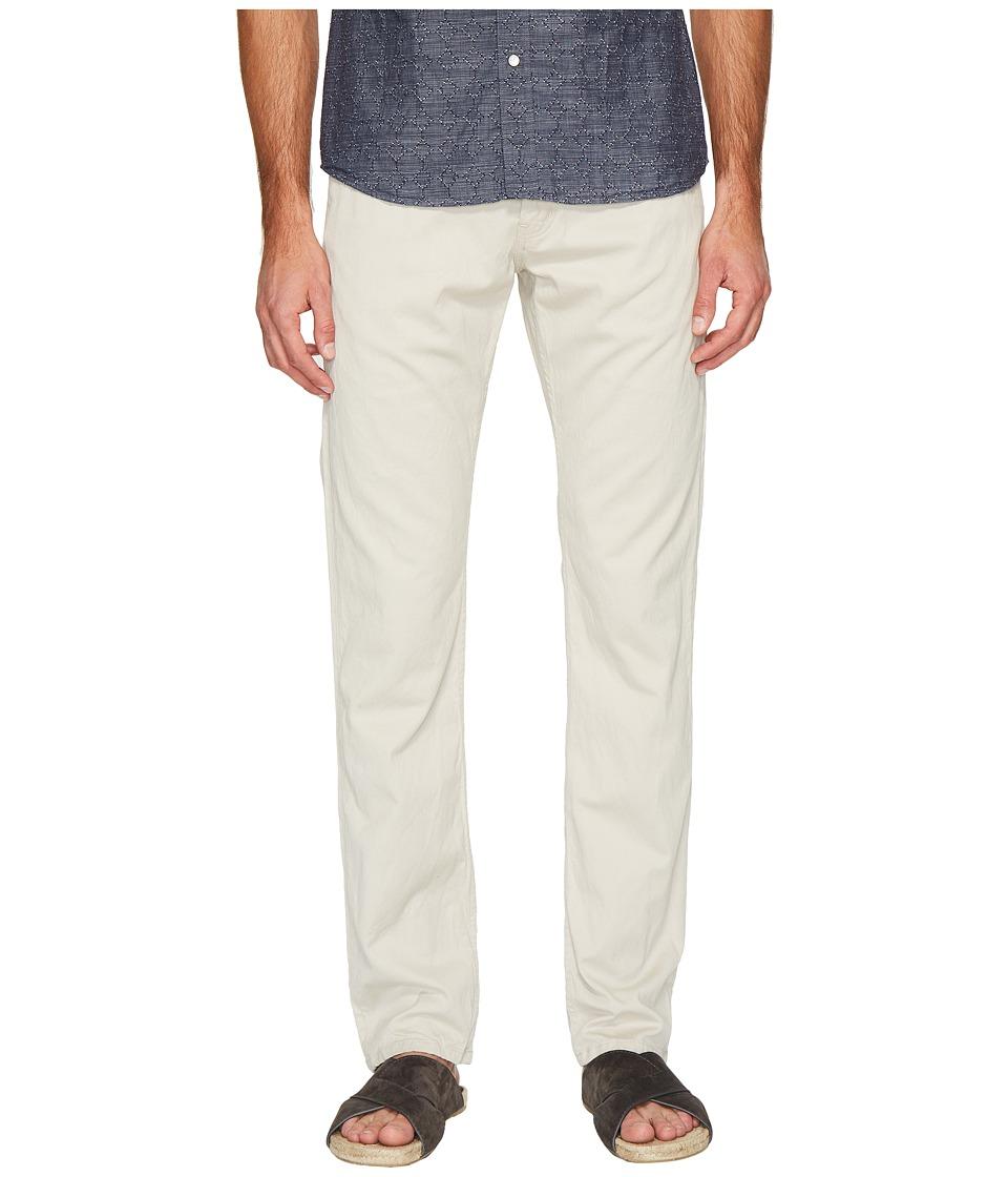 Billy Reid - Slim Jeans in Beige (Beige) Men's Jeans
