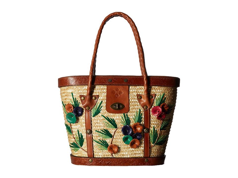 Patricia Nash - Levanzo Tote (Straw) Tote Handbags