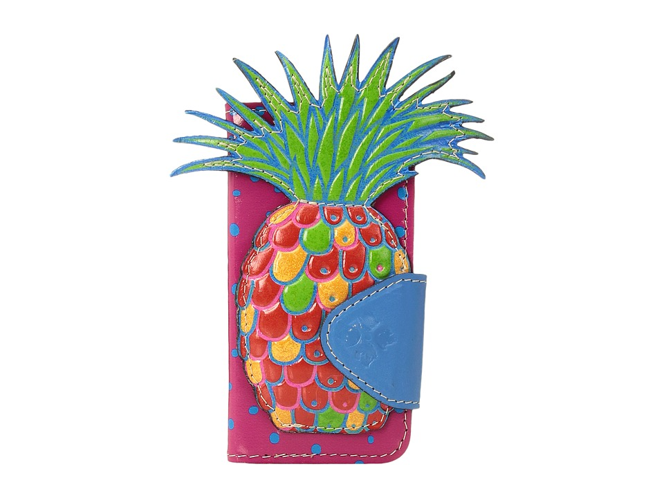 Patricia Nash - Vara iPhone 7 Case (Pineapple Pink) Cell Phone Case