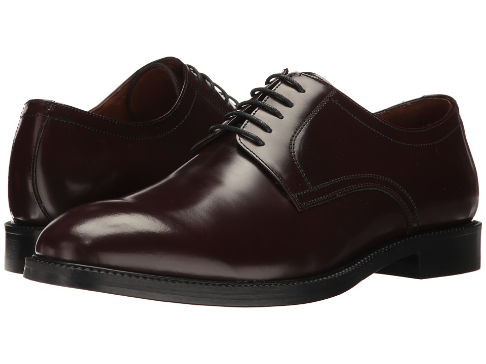 Massimo Matteo Brush-Off Blucher (Bordo) Men