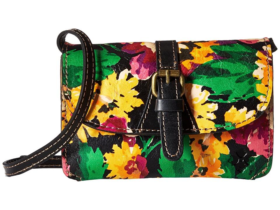 Patricia Nash - Torri Crossbody (Summer Evening Bloom) Cross Body Handbags