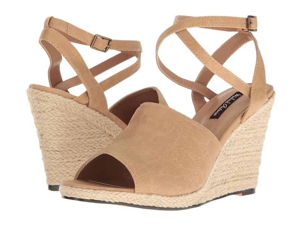 Michael Antonio - Allie (Natural) Women's Shoes