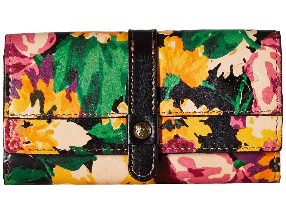 Patricia Nash - Murcia Wallet (Summer Evening Bloom) Wallet Handbags
