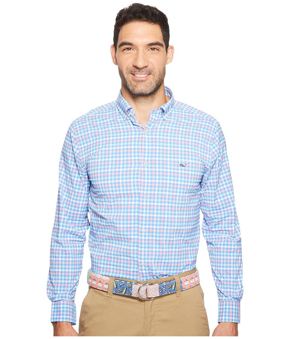 Vineyard Vines - Classic Tucker Shirt (Bimini Blue) Men's Clothing