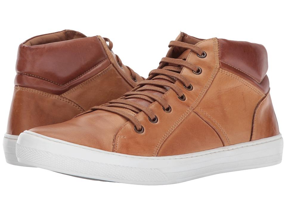 Donald J Pliner - Roy (Camel) Men's Shoes