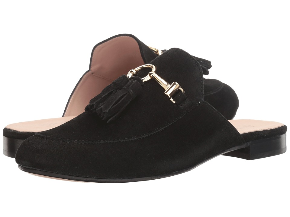Summit by White Mountain - Abelle (Black Suede) Women's Shoes