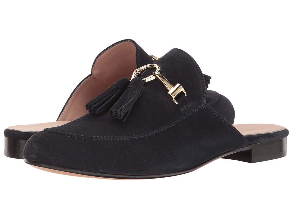 Summit by White Mountain - Abelle (Navy Suede) Women's Shoes