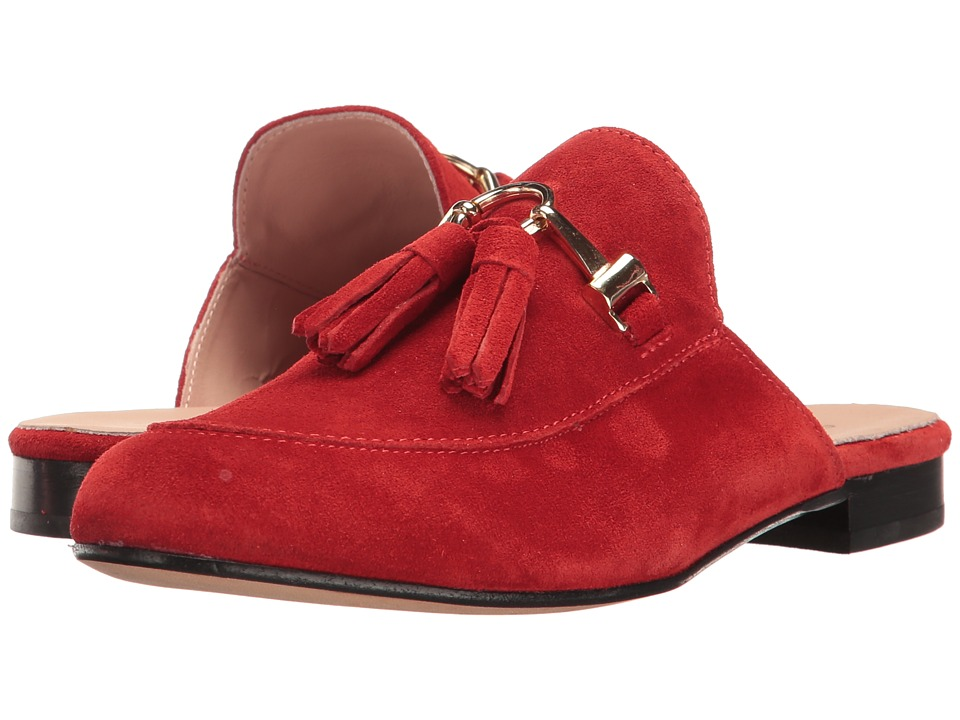 Summit by White Mountain Abelle (Red Suede) Women