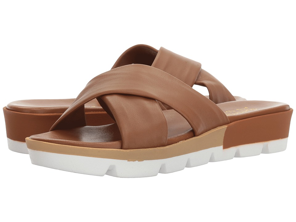 Summit by White Mountain - Floretta (Tan Leather) Women's Shoes